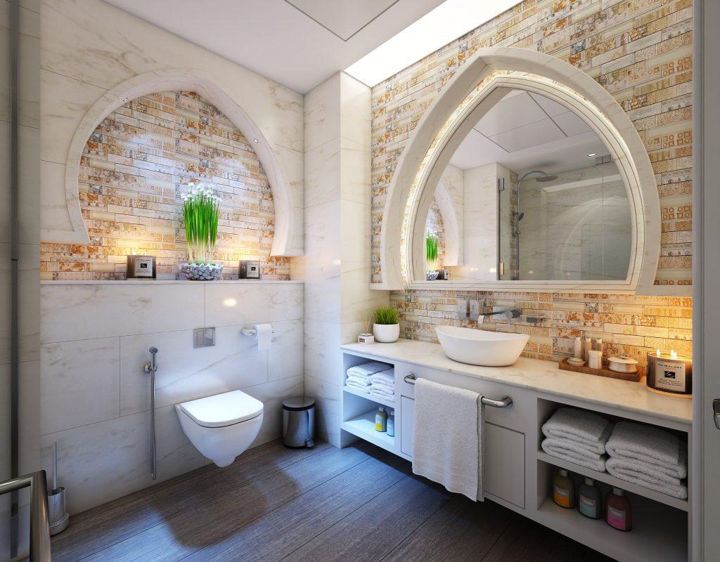 bathroom ceramic