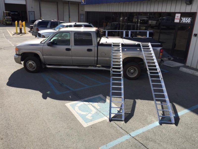 ramps loading